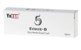 Yocan Evolve D Replacement Coil | 5 Pack