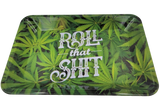 """7""""x5"""" """"Roll that SH*T"""" Rolling Tray"""