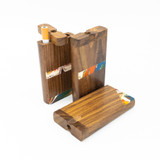 Rainbow Color Insert Dugout with 1 Hitter