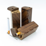 Knuckled Dugout with Tool and 1 Hitter
