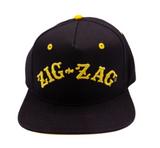 Zig-Zag Logo - Hat - Black & Gold
