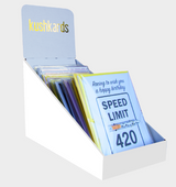 KushKard Assorted 20 Pack POP Display | Assorted Cards