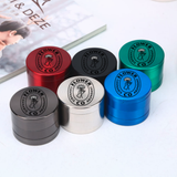 Custom 4-Piece Zinc Grinder