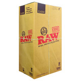 RAW Classic - Pre Rolled Cones - King Size - 1400 pack