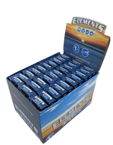 Elements 1 1/4 inch Pre rolled Cone 30 pack of 6 Pre-Rolled Cones Retail Display