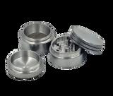 33 millimeter Aluminum Economy 4 piece Grinder