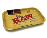 Raw Rolling Trays 11 inch by 7 inch Assorted Styles