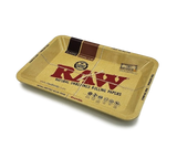 Raw Rolling Trays Mini 7 inch by 5 inch Assorted Styles