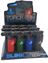 4.5 inch Torch 12 pack Assorted Colors