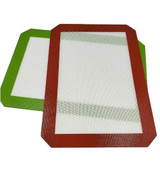 """11.75"""" x 8.25"""" Silicone Dab Mat Assorted Colors"""