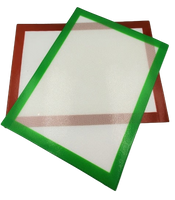 "Silicone Dab Mat 16"" x 11.5""  (HUGE!!)"