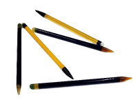 """5"""" Glass Pencil Dab Tools 