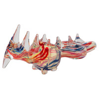 Animal Pipe | Dragon Glass Hand Pipe