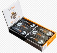 TokBud Ultimate Smoker Utility Tool 6 pack POP Display