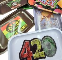 """10.75"""" x 6.75"""" Assorted Character Trays"""