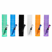 "8"" Foldable Silicone Water Pipe"