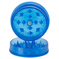 40mm 2-Piece Acrylic Grinder | 20 pk | Retail Display
