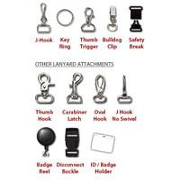 Custom Lanyard Attachments