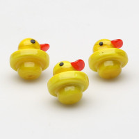 Rubber Ducky Carb Caps | Assorted Colors