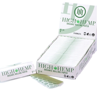 "High Hemp 1 1/4"" Rolling Papers 