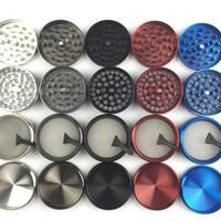 63mm Zinc 4pc Grinder | Assorted Colors