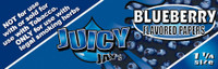 Juicy Jay's 1 1/4 | Blueberry | 24 books per box