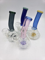 "7"" Bee Hive Bong 