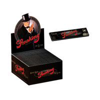 Smoking King Size Deluxe (108mm) | 33 Leaves per book | 50 Books per box