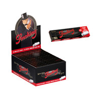 Smoking King Sized Deluxe Plus Tips | 33 tips/leaves per book | 24 books per box