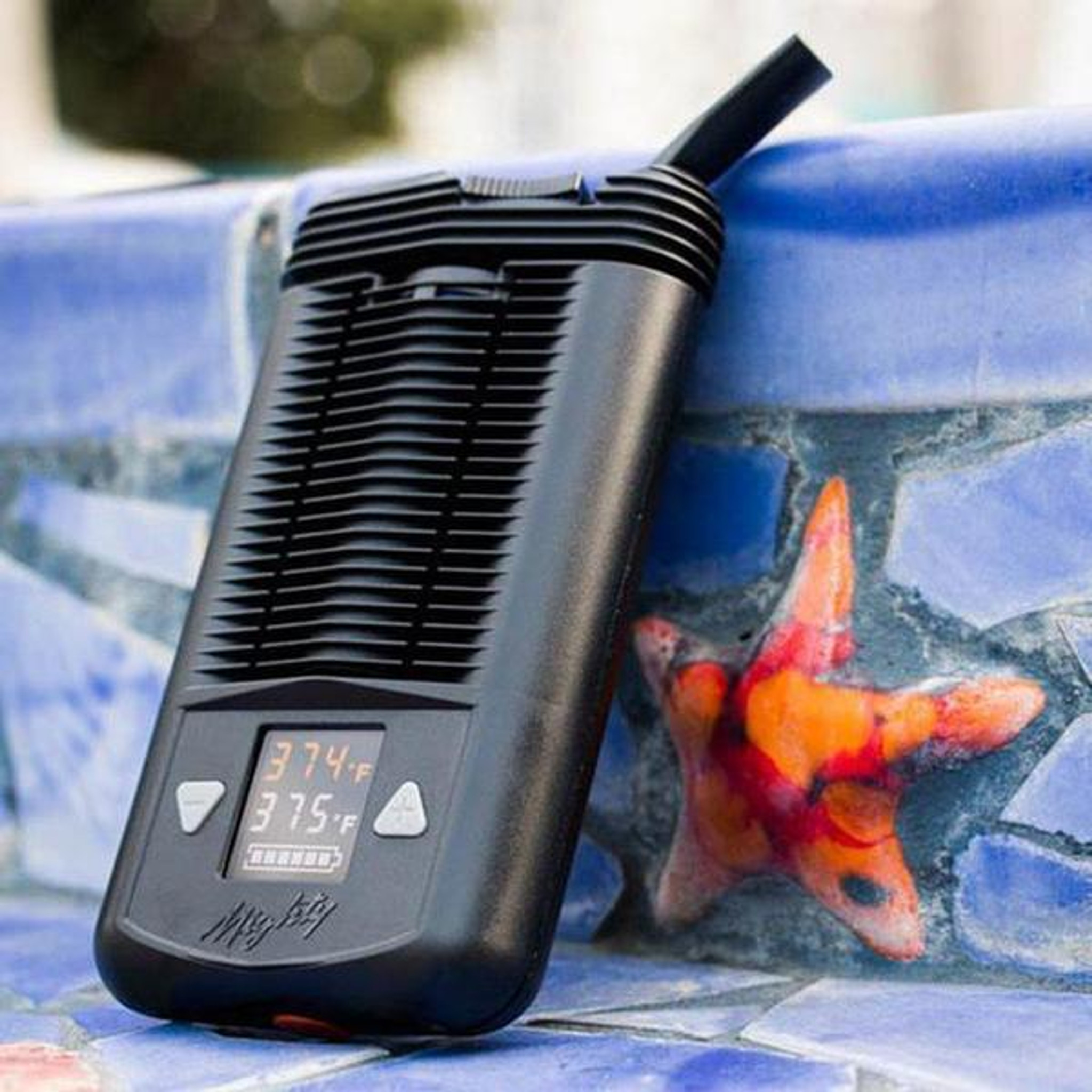 Product Review: Storz & Bickel Mighty Vaporizer