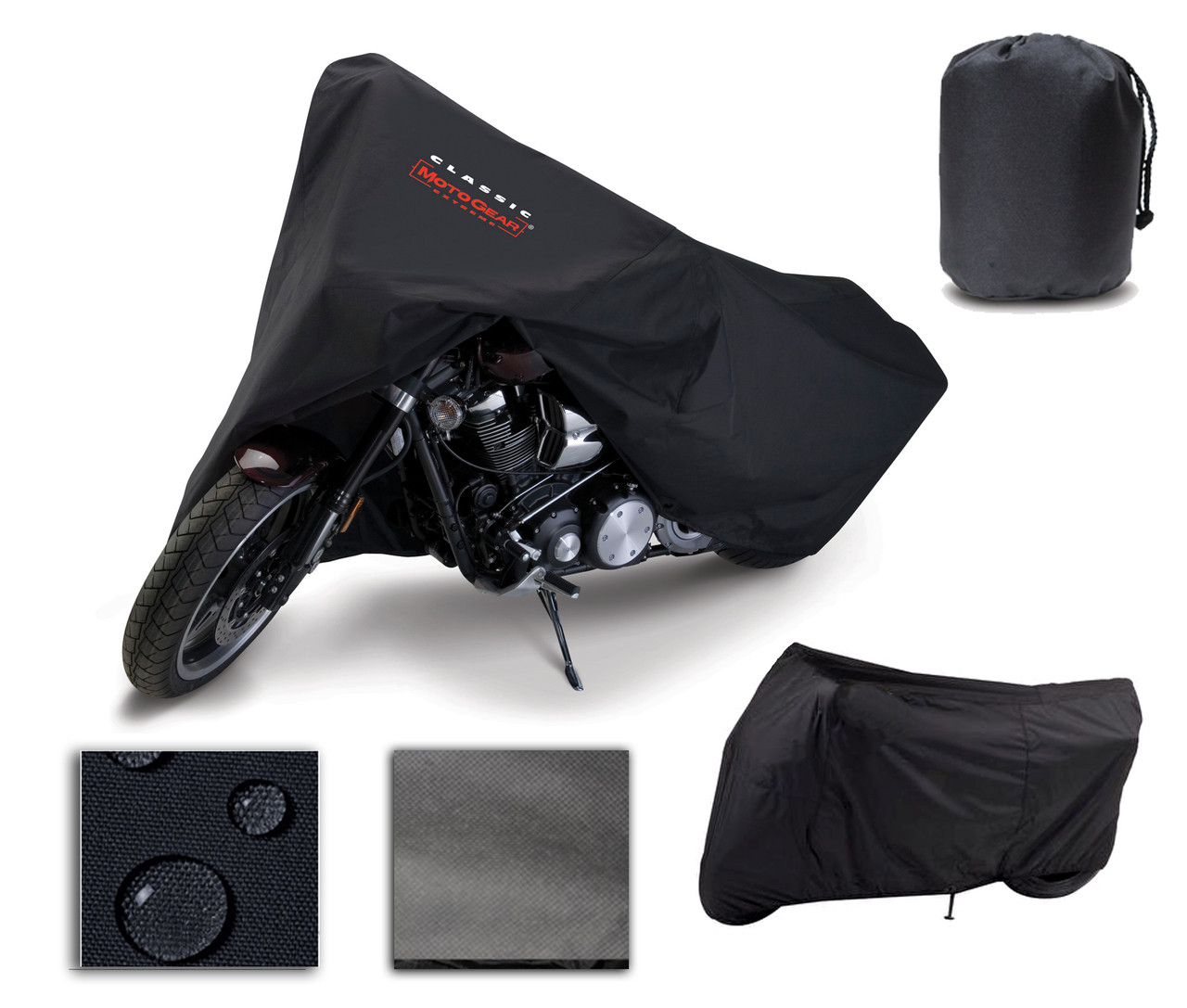Harley Davidson Bike Covers >> Heavy Duty Motorcycle Covers Elitecarcovers Com