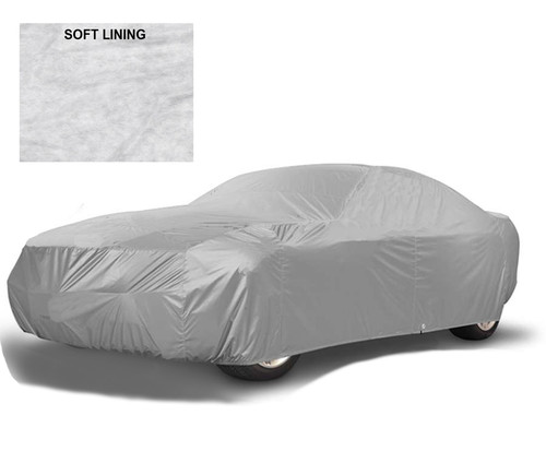 UV Protective, Fleece Lined Car Covers