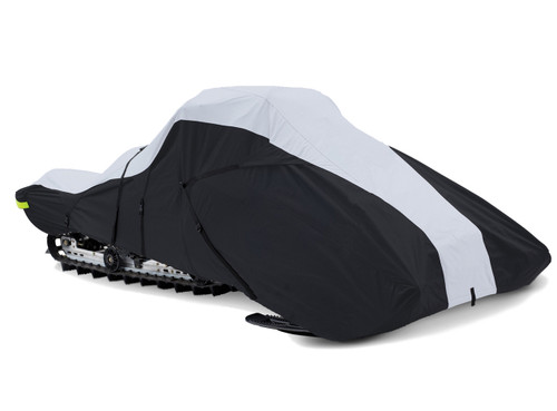 FULL FIT TRAILERABLE SNOWMOBILE COVER 600 DENIER