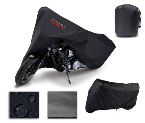 Heavy-Duty, Motorcycle Covers