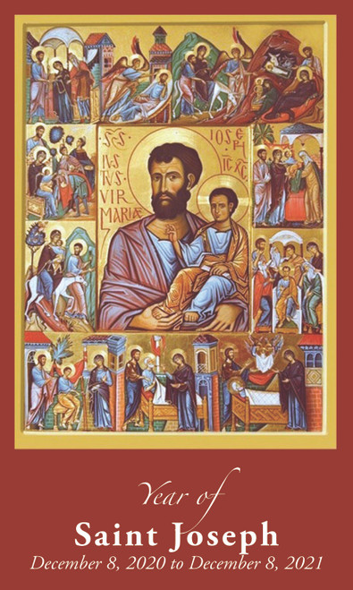 Year of St. Joseph Prayer Cards
