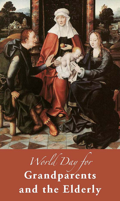 Saints Joachim and Anne Prayer Cards