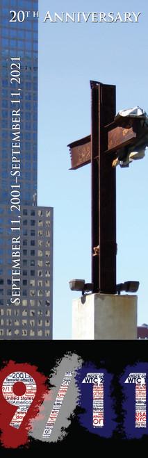 9/11 20th Anniversary Book Marks