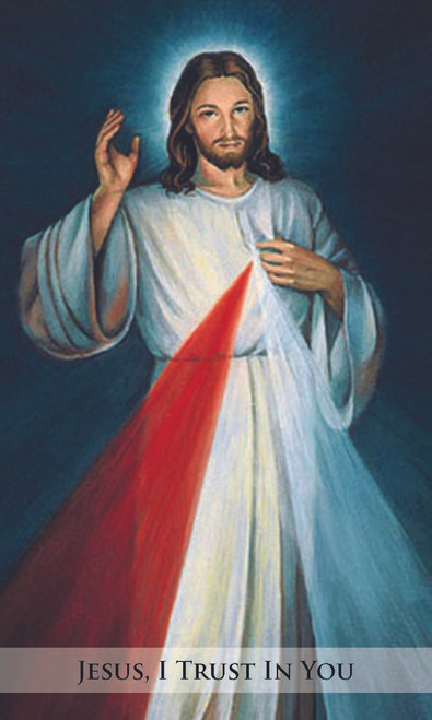 Divine Mercy Prayer Cards - Bundles