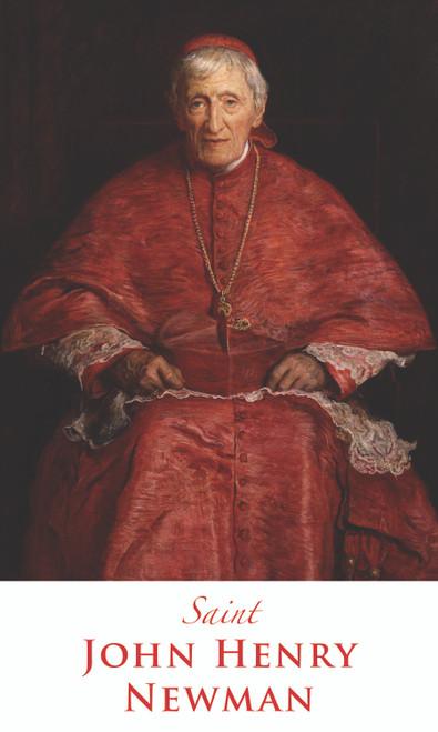 Prayer Card of Saint John Henry Newman - Traditional