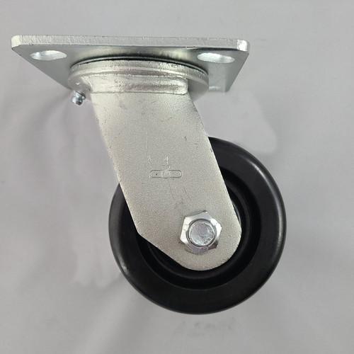 "6640-01-PHN | PHENOLIC SWIVEL PLATE CASTER 4"" X 2"""
