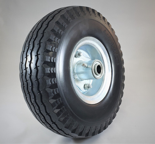 "10"" X 4"" AIR FREE FOAM WHEEL 