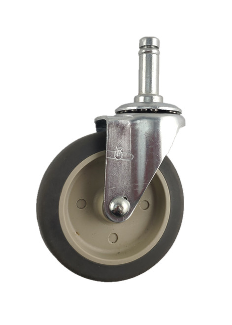 "3030-11-TRP | THERMOPLASTIC RUBBER SWIVEL STEM CASTER 3"" X 13/16"""