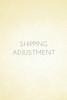 Shipping Adjustment - Canada (14.95)