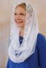 Catherine of Siena Tulle Infinity Veils
