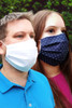 Comfort Face Masks - Triple Layer, Reversible, Reusable, Made in USA of USA and/or Imported Fabric
