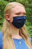COOL & THIN Comfort Face Masks - Triple Layer, Reusable, Made in USA of USA and/or Imported Fabric