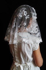 White - First Holy Communion