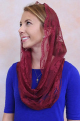 AS IS: Second Quality Original Infinity Scarf Mantillas (Limited Supply)