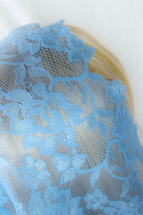 AS IS: Second Quality Short Floral Lace Mantillas (Limited Supply)