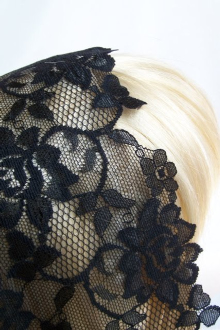 Edging for the Extra Large Floral Lace Mantillas